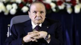 Le président Bouteflika hospitalisé en France, silence à Alger