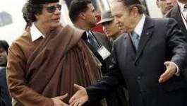 Bouteflika semble avoir lâché Khaddafi