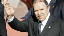 Abdelaziz Bouteflika tend la main à Mohamed VI