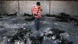 A Tripoli, l'horreur d'un charnier dans une prison secrète du régime