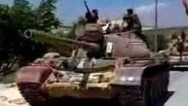 Syrie : l'armée se déploie à Lattaquié