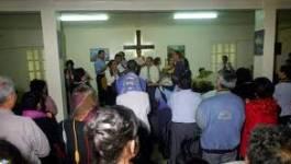 Le wali de Béjaïa s'attaque aux églises protestantes