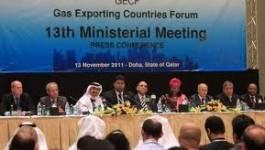 Marché gazier : le sommet de Doha a accouché d'une souris
