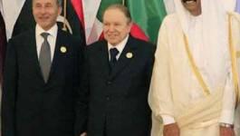 Bouteflika fait les yeux doux au nouveau gouvernement libyen