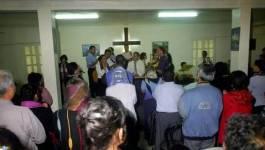 Freha (Tizi Ouzou): des islamistes tentent de fermer une église