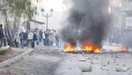 Bejaia : les citoyens d'Ighil Ali ferment la RN26