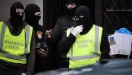 Terrorisme : cinq Algériens arrêtés en Espagne