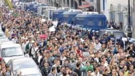 L'incroyable marche des étudiants à Alger