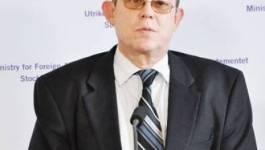 Lettre à M. Larue, rapporteur des Nations unies