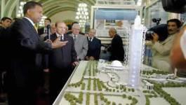 """Construction de """"la mosquée de Bouteflika"""" : 1 milliard d'euros"""