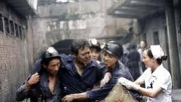 Coup de grisou en Chine : 29 morts