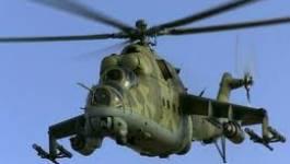 Des hélicoptères français dans le conflit libyen