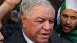 L'Algérie au secours du régime syrien