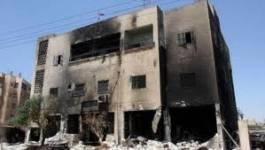 Syrie : Homs pilonnée par les chars avant l'arrivée d'observateurs arabes