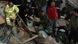 Effondrement d'un immeuble au Liban : au moins 11 morts et 12 blessés