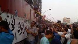 Dix blessés dans de nouveaux incidents au Caire