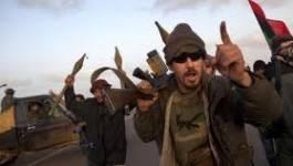 Libye : les rebelles progressent à l'ouest