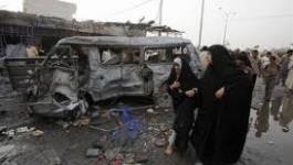 Irak: au moins 60 morts dans une série d'explosions à Bagdad