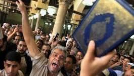 Egypte: des milliers d'islamistes prennent part à une manifestation unitaire