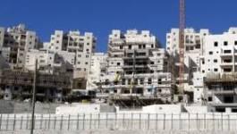 Israël autorise la construction de 1.100 logements à Jérusalem-Est