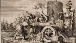 Alger exige la restitution d'un canon saisi par la France en 1882