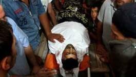 L'aviation israélienne fait cinq morts à Gaza