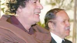 Soutien aux dictatures : Le jeu dangereux de Bouteflika