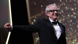 Le réalisateur britannique Ken Loach Palme d'or à Cannes