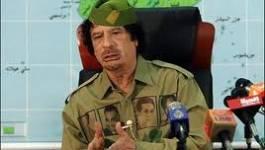 Mouammar El-Kadhafi pourrait avoir été blessé