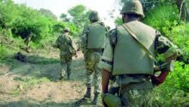 Deux terroristes abattus à Boumerdès