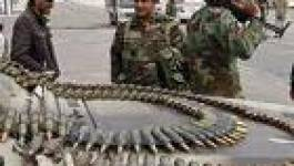 """Les rebelles libyens appellent l'Algérie à """"cesser de soutenir Kadhafi"""""""