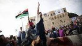 """Les Tripolitains célèbrent la Libye """"libérée"""""""