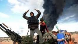 Libye : discussions secrètes entre rebelles et représentants du gouvernement Kadhafi