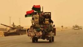 Libye: les rebelles visent les routes d'approvisionnement du régime