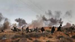 Libye : les affrontements reprennent dans l'oasis de Koufra