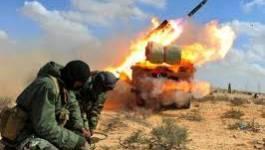 Libye: offensive des rebelles sur la ville de Ghezaya