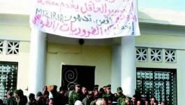 Larbaâ (Blida) : des logements et des émeutes