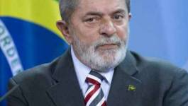 L'ex-président brésilien Lula atteint d'un cancer du larynx