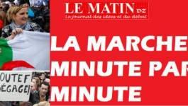 11h15 : Les pro-Bouteflika et la police s'en prennent aux manifestants