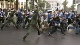 Maroc : une manifestation réprimée par la police