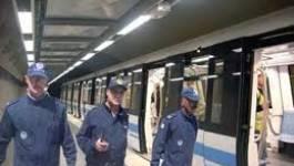 Métro d'Alger : 30 ans, 9,5 km et 100 milliards de dinars