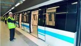 Métro d'Alger : 800 hommes assureront la sécurité