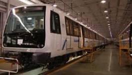 Le coût du projet du métro d'Alger a dépassé 100 milliards de dinars
