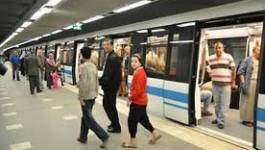 Métro d'Alger : études des extensions vers les quartiers ouest