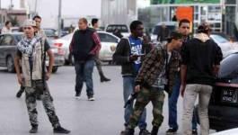 Les affrontements au sud de Tripoli se terminent par un cessez-le-feu