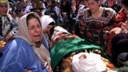 Marche à Azazga pour dénoncer la mort de Mustapha Dial