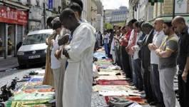 Mosquée de la rue Myrha (Paris) : plus de prière dans la rue
