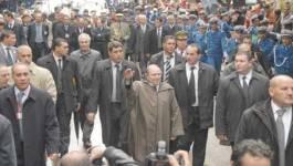 Les commémorations électoralistes de Bouteflika