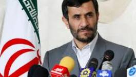 """L'Iran """"condamne les morts et les massacres"""" en Syrie"""