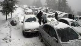 Intempéries : des routes coupées dans plusieurs wilayas du pays